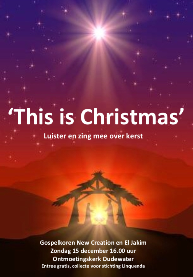 KERST…This is Christmas…!